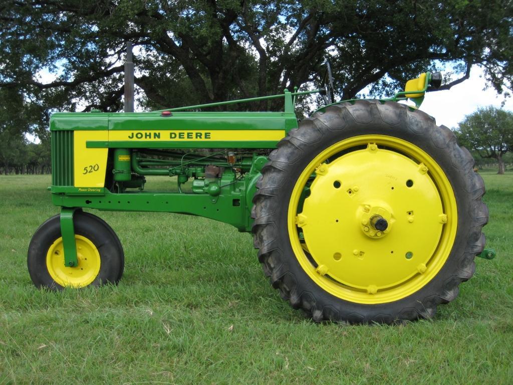 John Deere 520 Tractor Clutch : Antique tractors