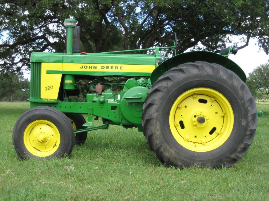 Rare John Deere Tractors : Antique tractors